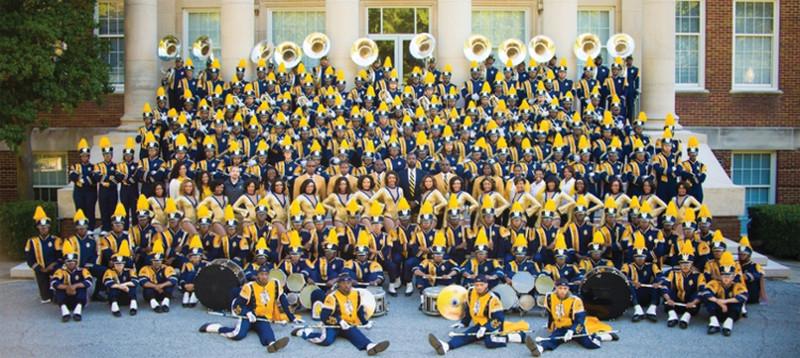 NCAT Band