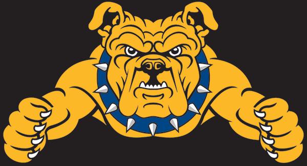Aggie bulldog mascot